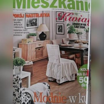 Moje Mieszkanie 2011 Rocznik