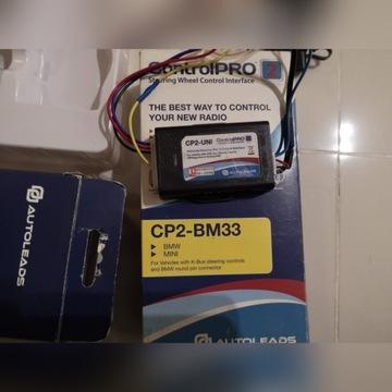 Sterowanie z kierownicy adapter BMW e39 cp2-bm33