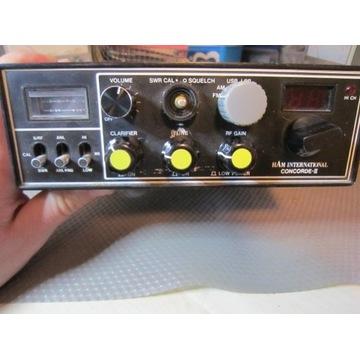 CB radio Concorde II AM, FM SSB, CW