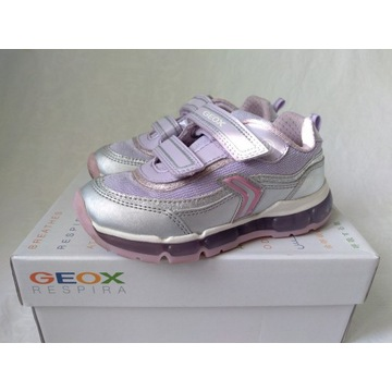 Geox sneakersy Android lila roz. 26
