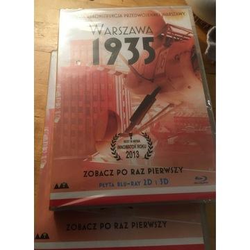 Warszawa 1935 BLU-RAY