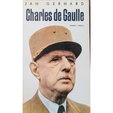 Jan Gerhard -Charles dr Gaulle
