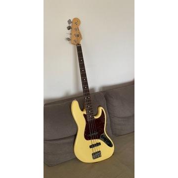 Fender Jazz Bass Deluxe Series Active ZESTAW!