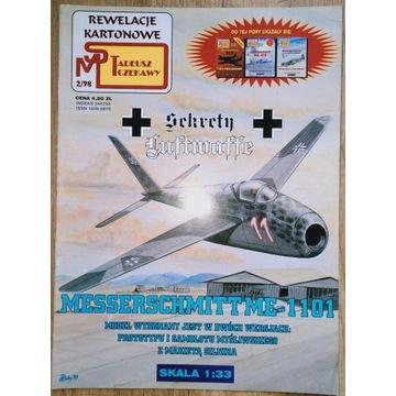 Messerschmitt Me-1101 Kolekcjoner 2/99