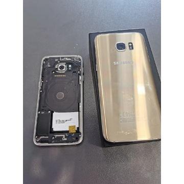 Samsung S7 edge x2 uszkodzony
