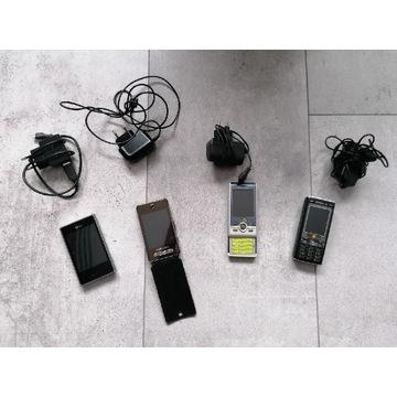 Telefony do uratowania lub na części