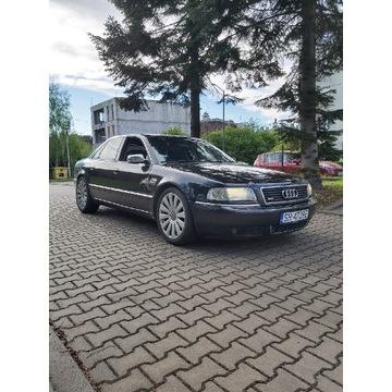 Audi A8 D2 4.2 LPG