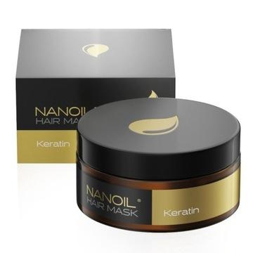 NANOIL Keratin Hair Mask 300ml