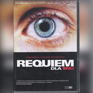 x REQUIEM DLA SNU Aronofsky 2 VCD UNIKAT