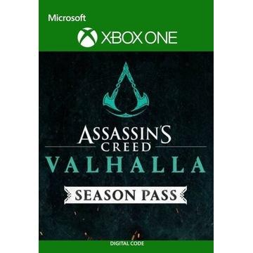 Assassin's Creed Valhalla Season Pass DLC Klucz