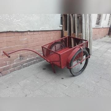 Wózek transportowy gospodarczy ogrodowy koła 24