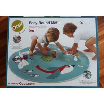 Mata dla dziecka, puzzle piankowe
