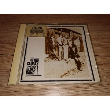 THE CLIMAX CHICAGO BLUES BAND  same