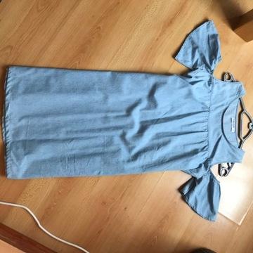 JEANSOWA  sukienka  R,36/38