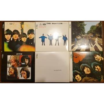 The Beatles CD pakiet 6 albumów