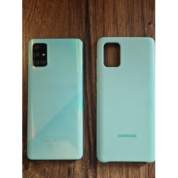 Samsung A71 jak nowy