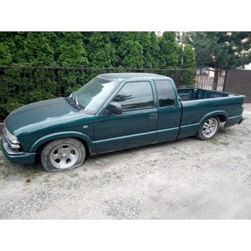 CHEVROLET S10 PICK UP 1998 R.