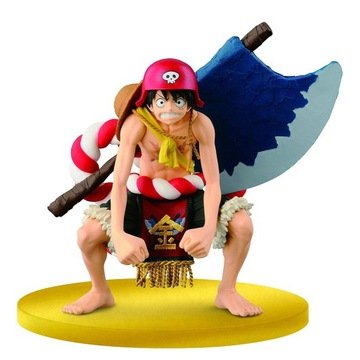 Figurka LUFFY Anime ONE PIECE , BANPRESTO! 13 CM !