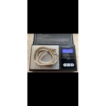 Srebrny Łańcuszek Damski 925 14.59 gram