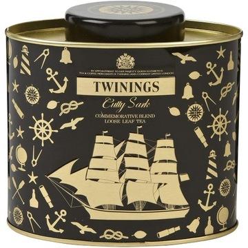 Twinings Cutty Sark Blended  Black herbata 200g UK