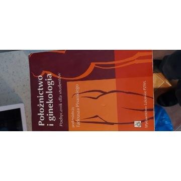 Położnictwo i ginekologia podręcznik dla studentów