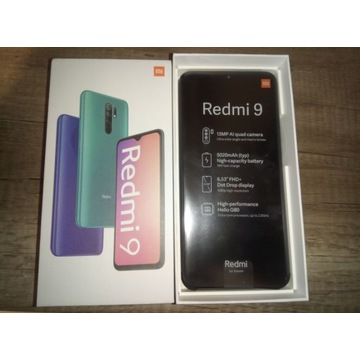Redmi 9 Carbon Grey