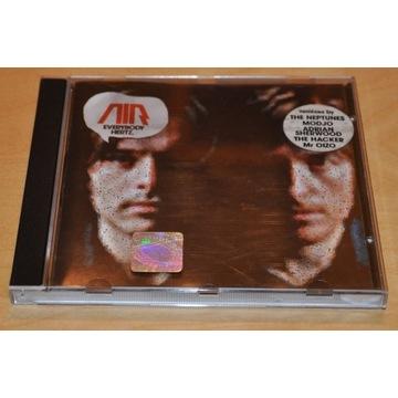 Air - Everybody Hertz CD