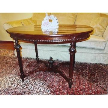 Stół owalny w stylu Ludwika XVI