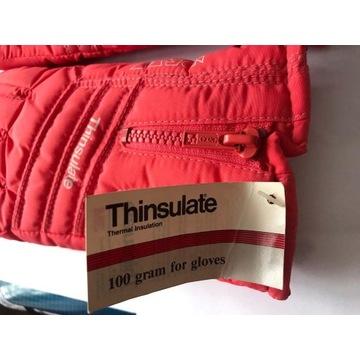 Nowe rękawice Thinsulate damskie