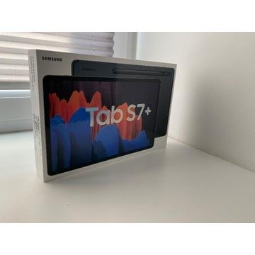 "Samsung Galaxy Tab S7+ 128GB 12,4"" GWARANCJA"