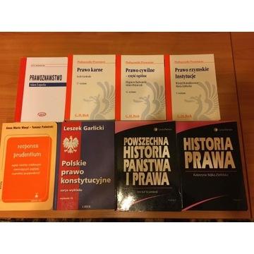 Książka / Książki do prawa