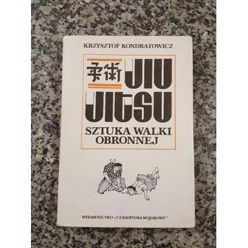 Jiu Jitsu sztuka walki obronnej