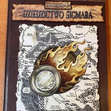 Warhammer 2 - Dziedzictwo Sigmara (Twarda Oprawa)