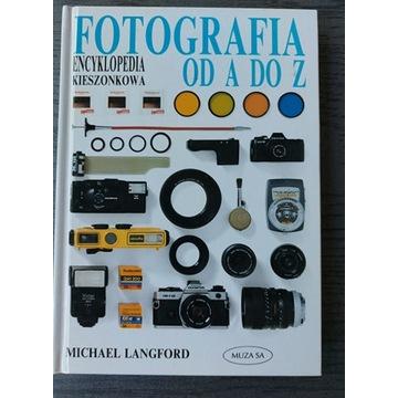książka Fotografia od a do z Michael Langford