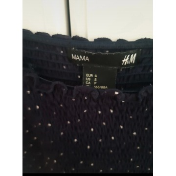 Sukienka ciążowa h&M mama S