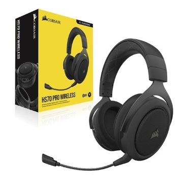 Słuchawki bezprzewodowe Corsair HS70 PRO wireless