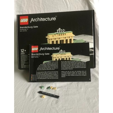 Brandenburg Gate, LEGO Architecture