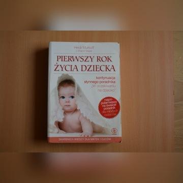 Książka 1 rok życia dziecka, poradnik, przydatna