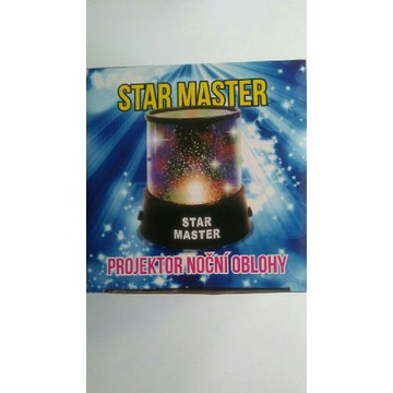 Nowy projektor gwiazd