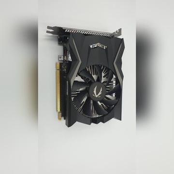 Zotac GEFORCE GTX 1650 GAMING OC 4GB DDR5 jak 1050