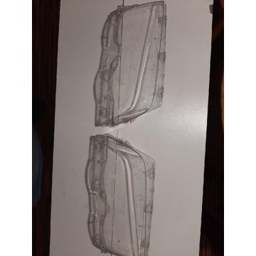 BMW E46 szkło klosz reflektora Bosch komplet