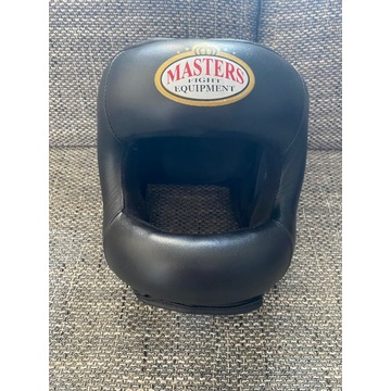 Kask bokserski Masters róż.L