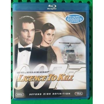 Licencja Na Zabijanie - License to Kill Blu-Ray