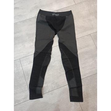 Legginsy Merino termoaktywne spodnie rozmiar M