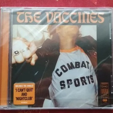 """The Vaccines - """"Combat Sports"""" - CD"""