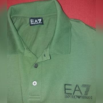Koszulka polo EA7 Emporio Armani nowa