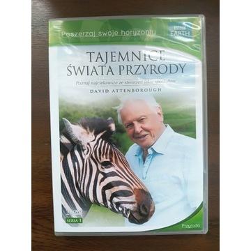 Tajemnice świata przyrody. David Attenborough.
