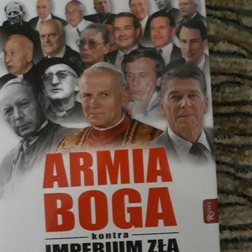 Tomasz Pompowski - Armia Boga kontra Imperium Zła.