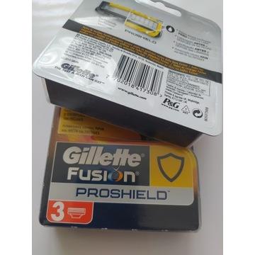 Gillette Fusion Proshield 3