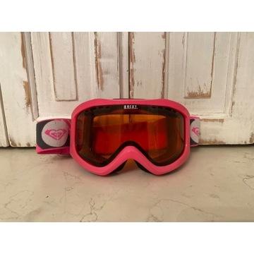 Gogle narciarskie roxy